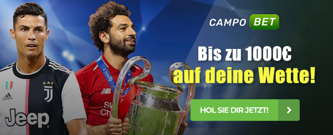 Fussball Aktion CampoBet
